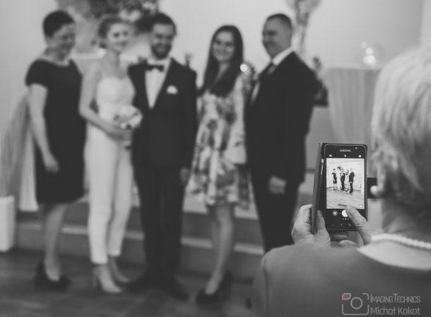 Ostatnie poprwki przed ślubem